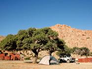camp gecko tented camp namibia