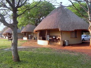Report On Crocodile Bridge Restcamp In The Kruger National