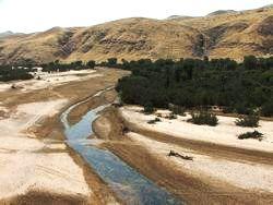 Trip Report Hoarusib River Eco Trail To Puros Camp